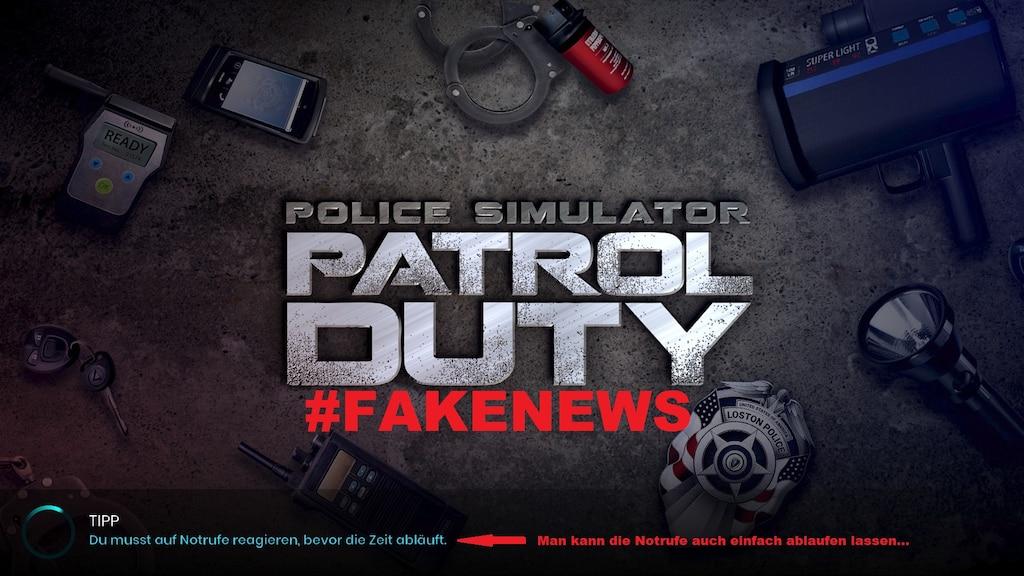 Steam Community :: Police Simulator: Patrol Duty