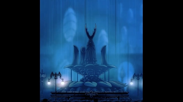 Steam Workshop :: Hollow Knight city of tears statue (no UI