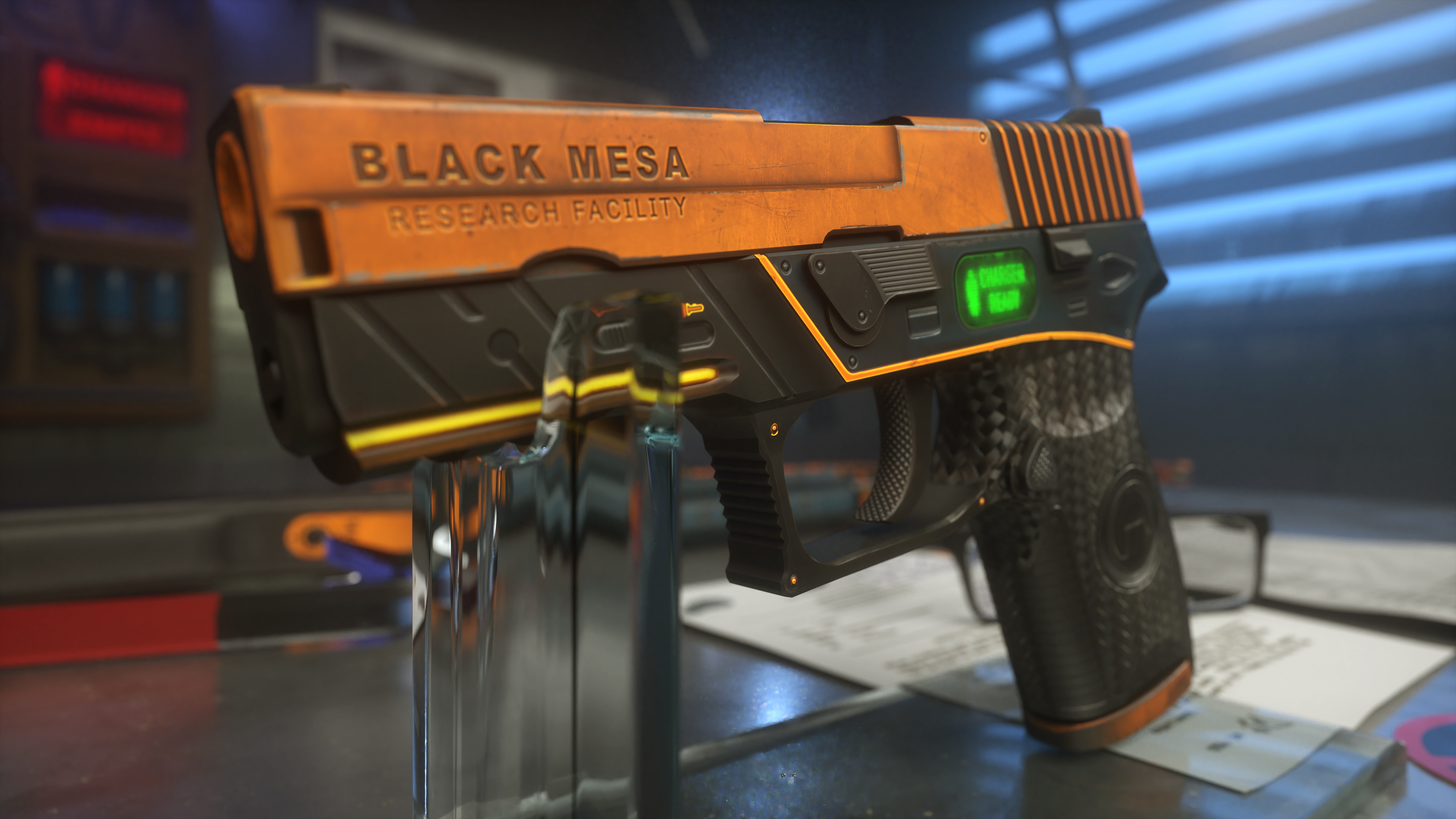 Serious Someones Creating Half Life Based Skins For Csgo