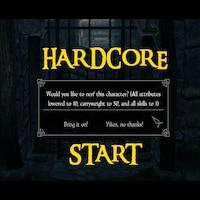 Hardcore Start - Player Nerf画像