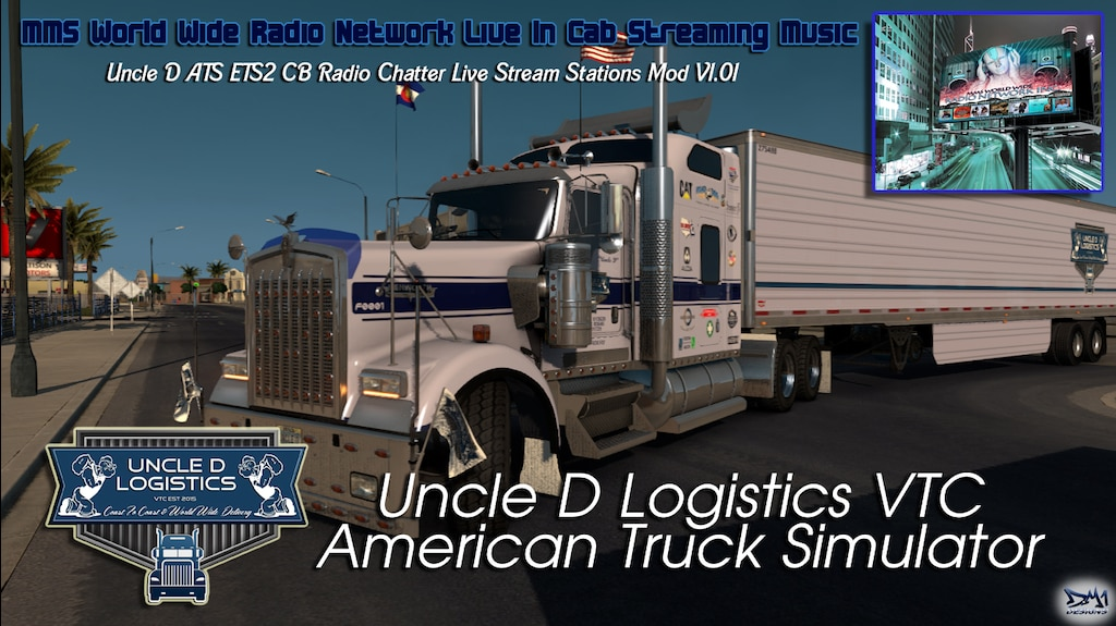 Steam Community :: :: Uncle D CB Chatter & Live Radio