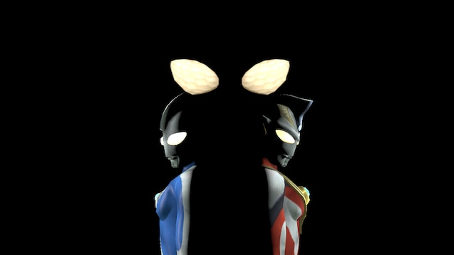 Steam Workshop :: Ultraman Justice