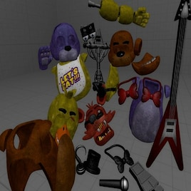 Steam Workshop Fnaf