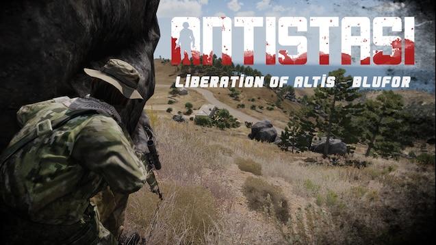 Steam Workshop :: Antistasi - Altis BLUFOR - Community Vers