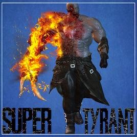 Steam Workshop Drgbase Re2 Super Tyrant