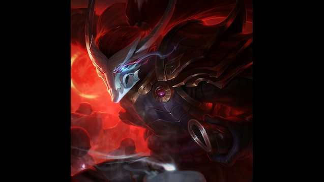 Steam Workshop Blood Moon Yasuo Splash Art Animated 4k