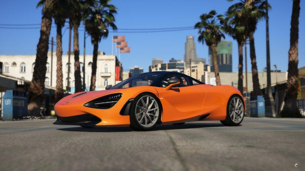 Steam Community :: Screenshot :: McLaren 720S - GTA V