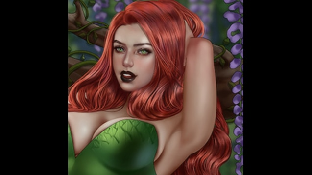 Sexy poison ivy 51 Poison