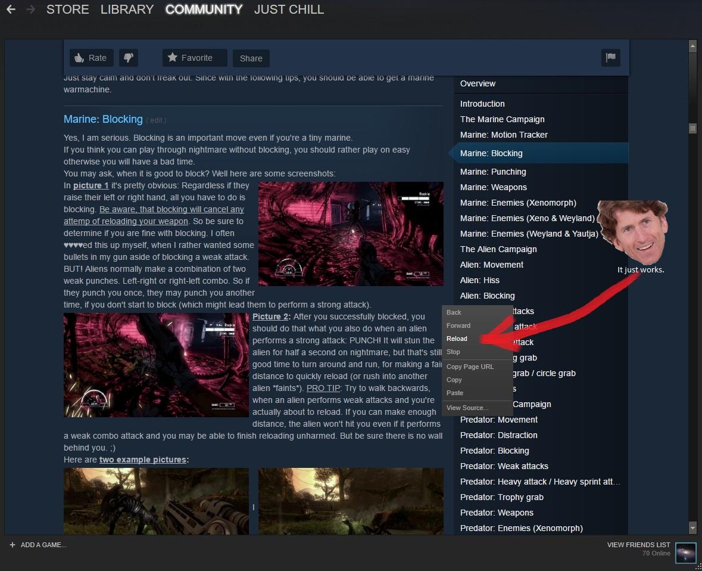 Comunidade Steam Guia Nightmare Guide Videos