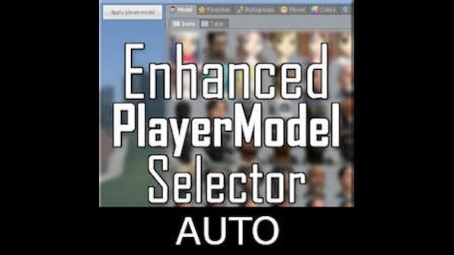 Steam Workshop :: Playermodel Selector at Start [For EPMS]