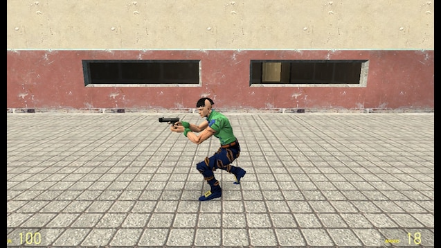 Steam Workshop :: Joshu Higashikata | Playermodel {JoJo's