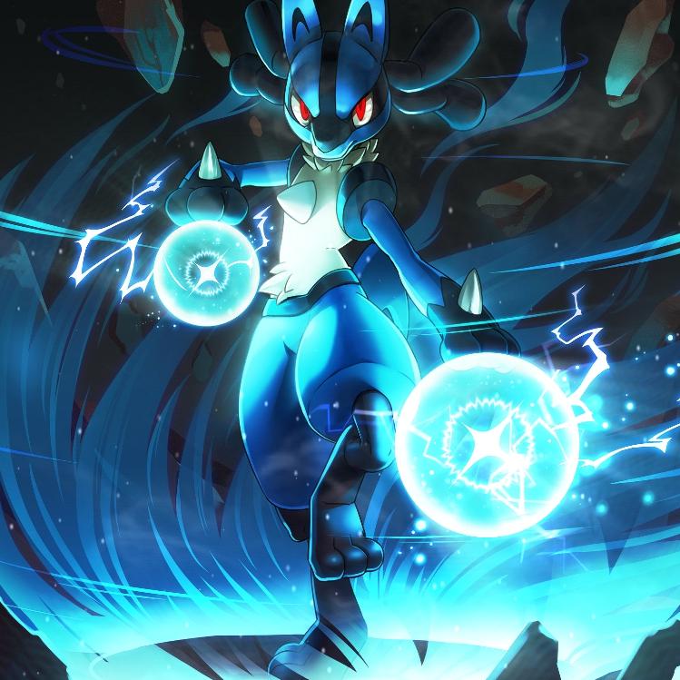 Steam Workshop Pokemon Lucario Wallpaper