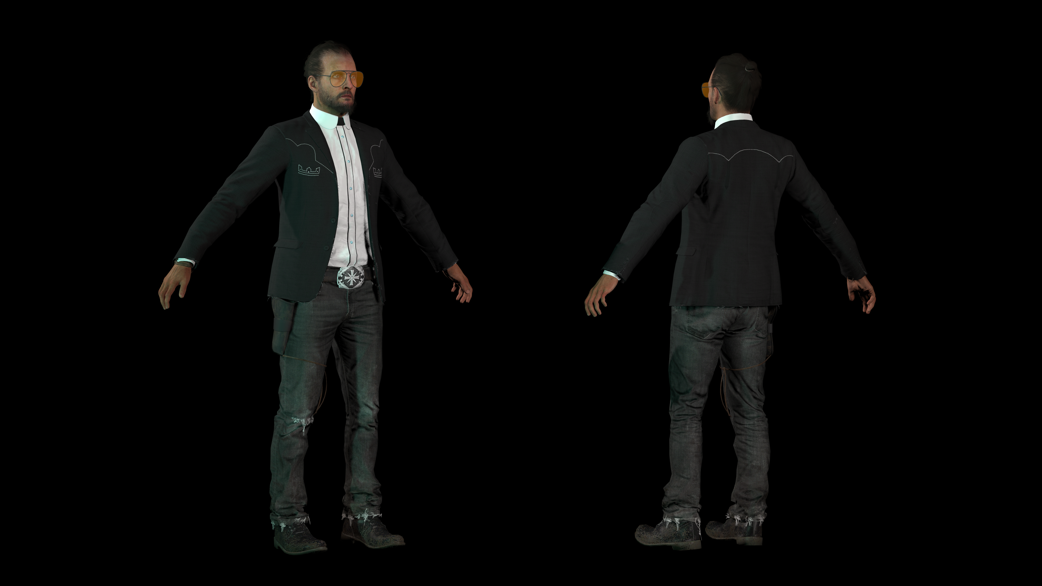 Steam Workshop Joseph Seed Far Cry 5 Playermodel Npc