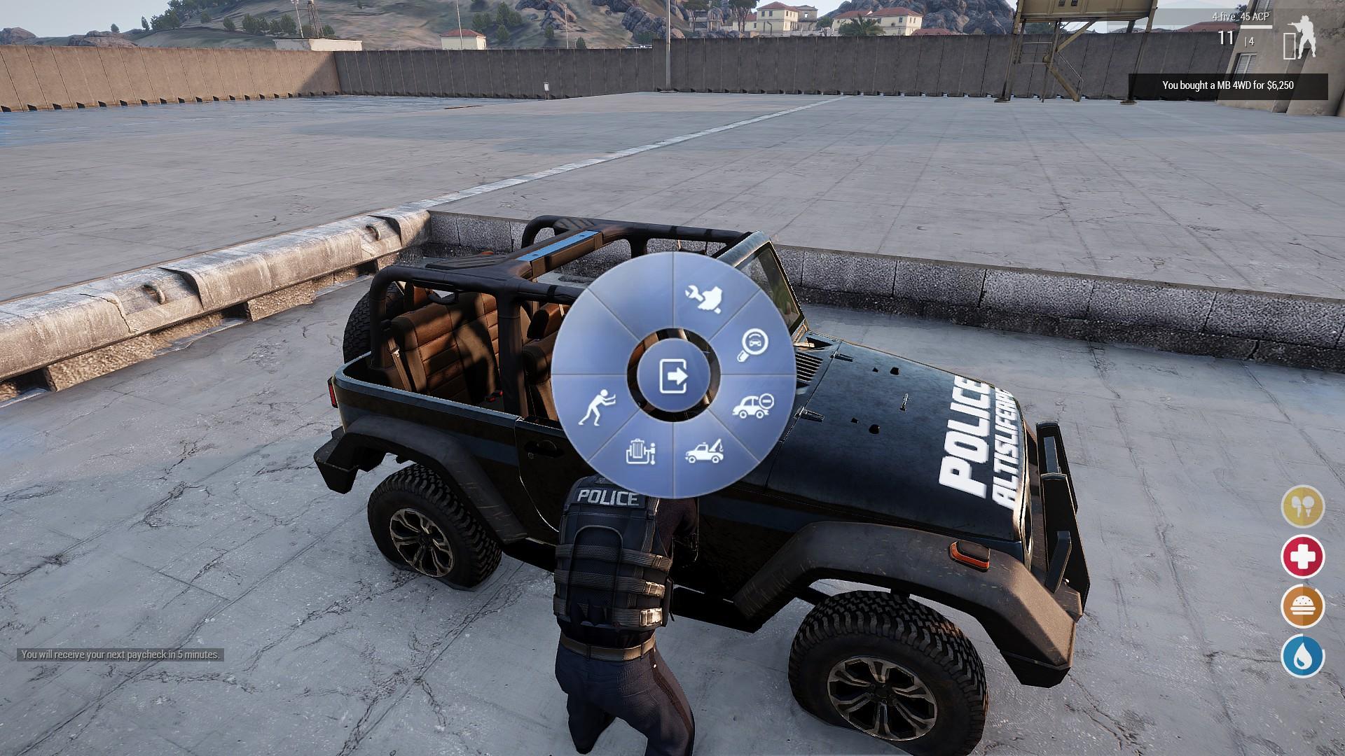 Arma 3 if dedicated server y