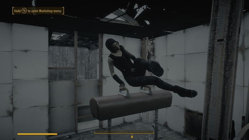 Steam Community Screenshot Marcy Long Tearing It Up On That Pommel Horse