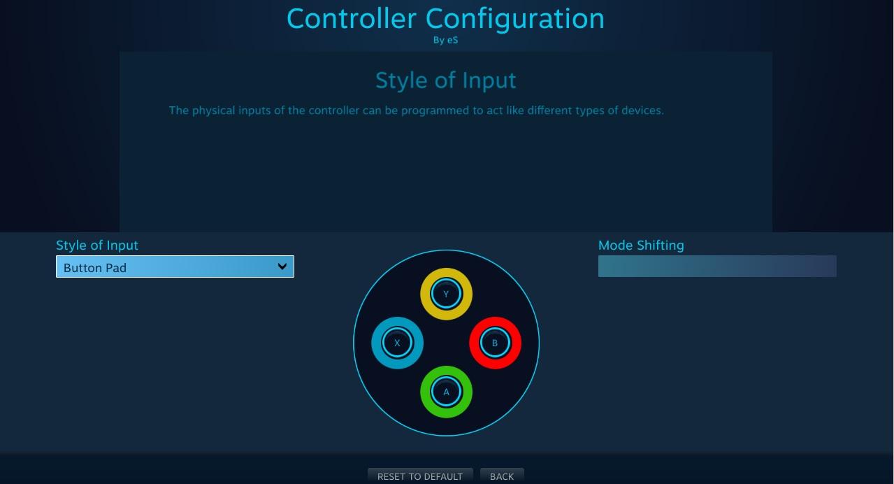 Steam Community :: Guide :: Re-bind controls using Steam
