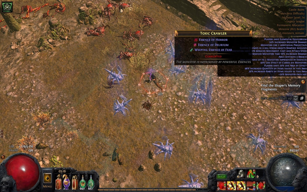 Steam Community :: Path of Exile