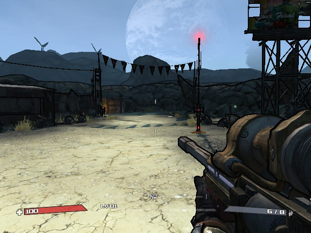 Borderlands Goty Enhanced General Protection Fault