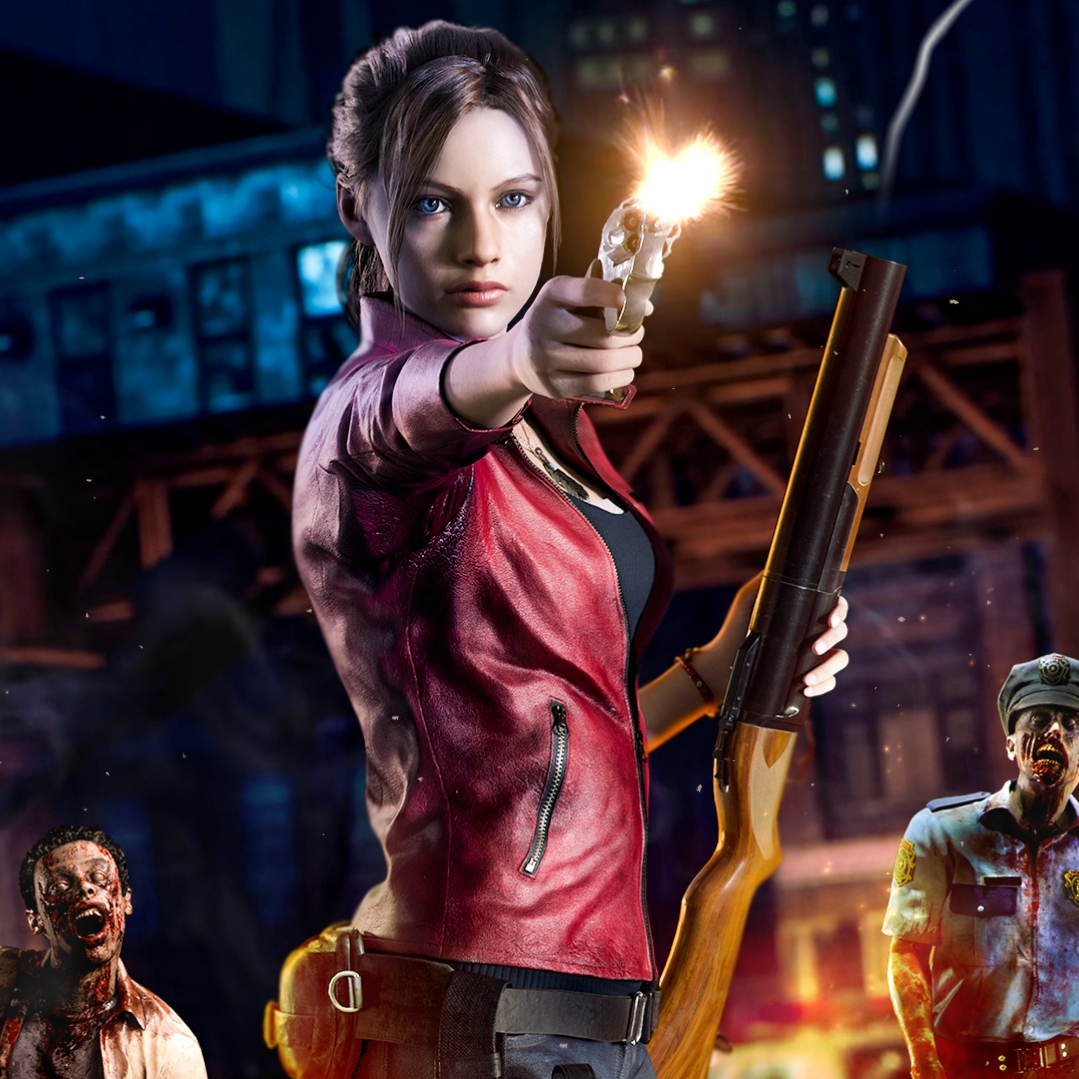 Steam Workshop Resident Evil 2 Claire Redfield