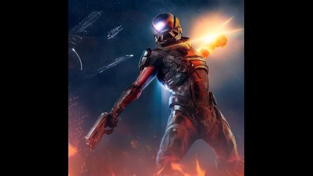 Steam Workshop Mass Effect Andromeda 4k Wallpaper