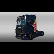 Next Generation Scania - Mighty Griffin DLC compatibility