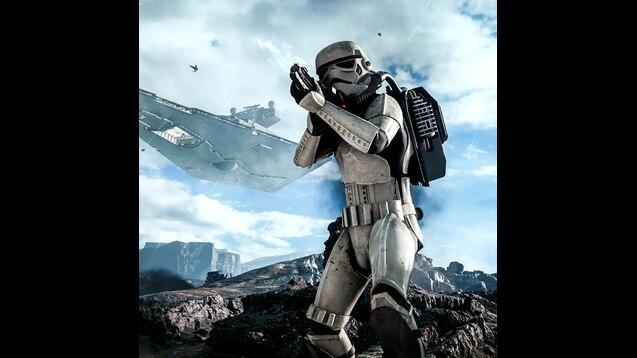 4K Star Wars Battlefront Wallpaper