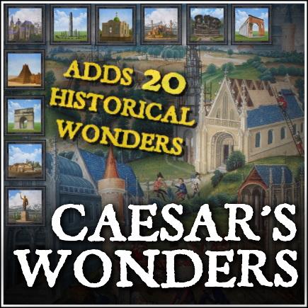 Caesar's Wonders - Immersive Great Works [✔️HIP]