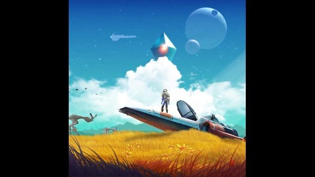 Steam Workshop No Mans Sky Live Wallpaper
