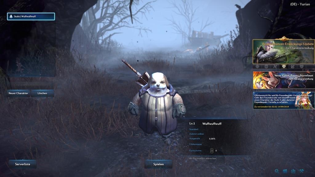 Comunità di Steam :: TERA