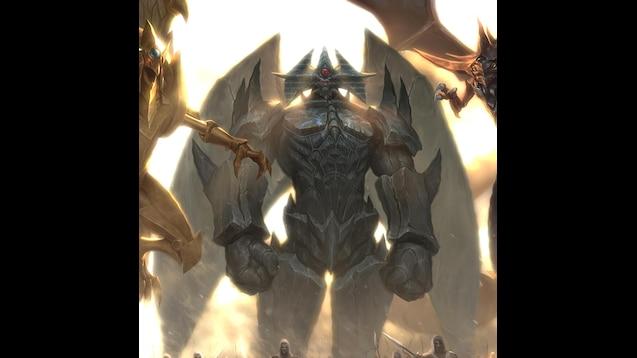 Steam Workshop Yu Gi Oh Egyptian Gods