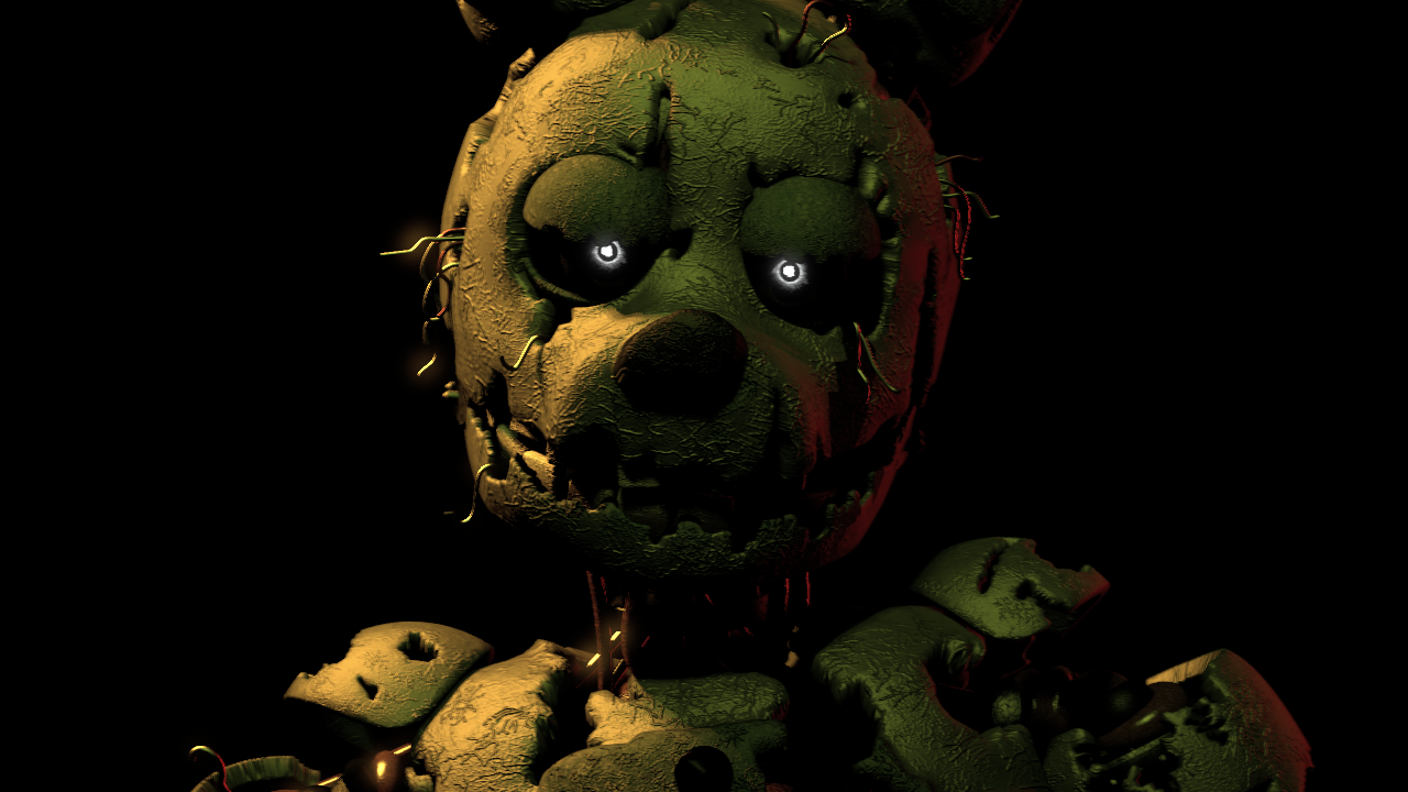 Springtrap by EndyArts Release!