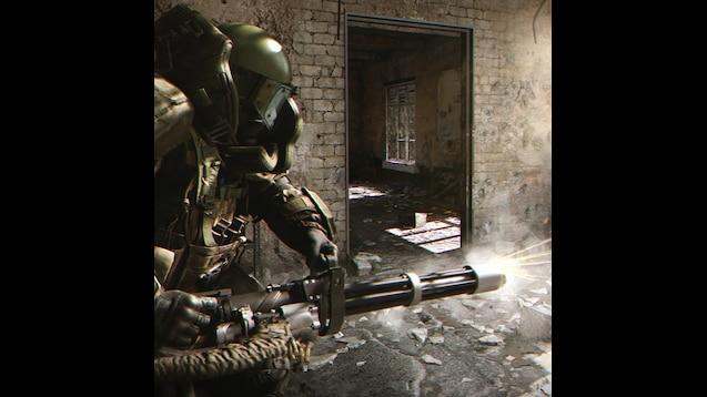 Steam Workshop Cod Mw Juggernaut