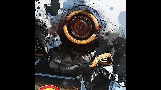 Steam Workshop New Apex Legends Pathfinder Wallpaper