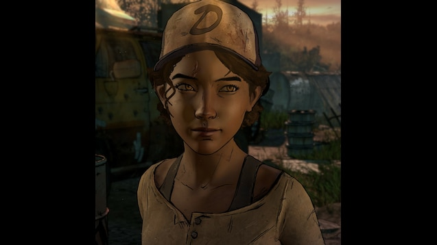 Steam Workshop The Walking Dead A New Frontier Clementine