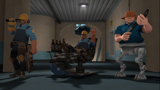 Steam Workshop Classic Engineer Team Fortress Classic