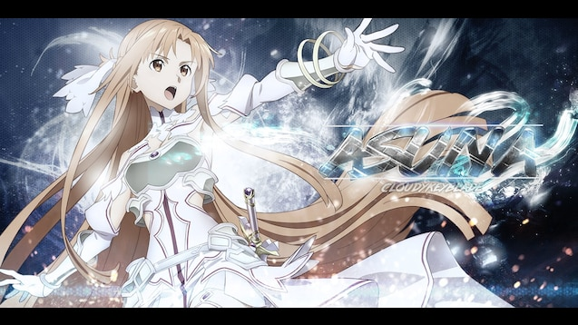 Steam Workshop Goddess Stacia Asuna
