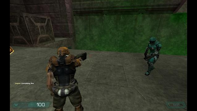 Doom 3 classic mod