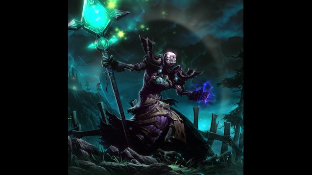Steam Workshop 4k Warcraft Classic Undead Shadow Priest