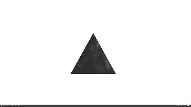 Steam Workshop 4k Minimalist Triangle Wallpaper