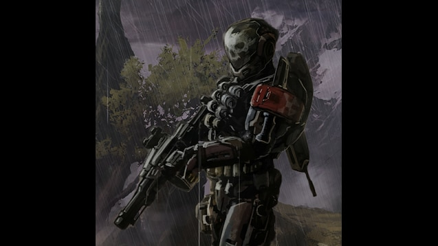 Steam Workshop Halo Reach Emile
