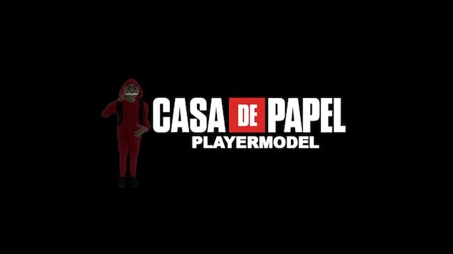 Steam Workshop :: La casa de Papel (Money Heist) Playermodel Ragdoll