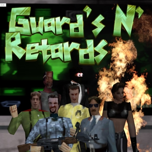 Steam Workshop::Guards N' Retards Character Pack (PMs
