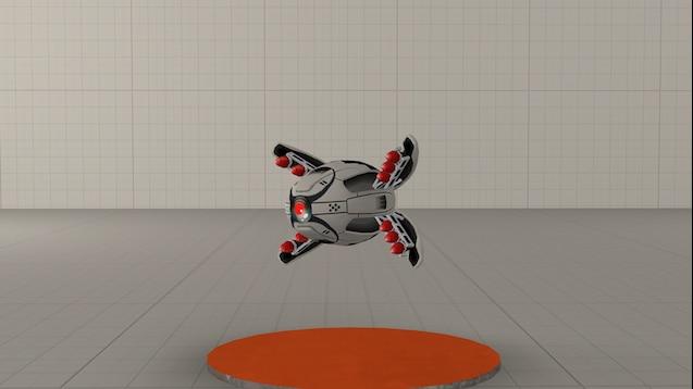 Steam Workshop Sonic The Hedgehog Robotnik Drone