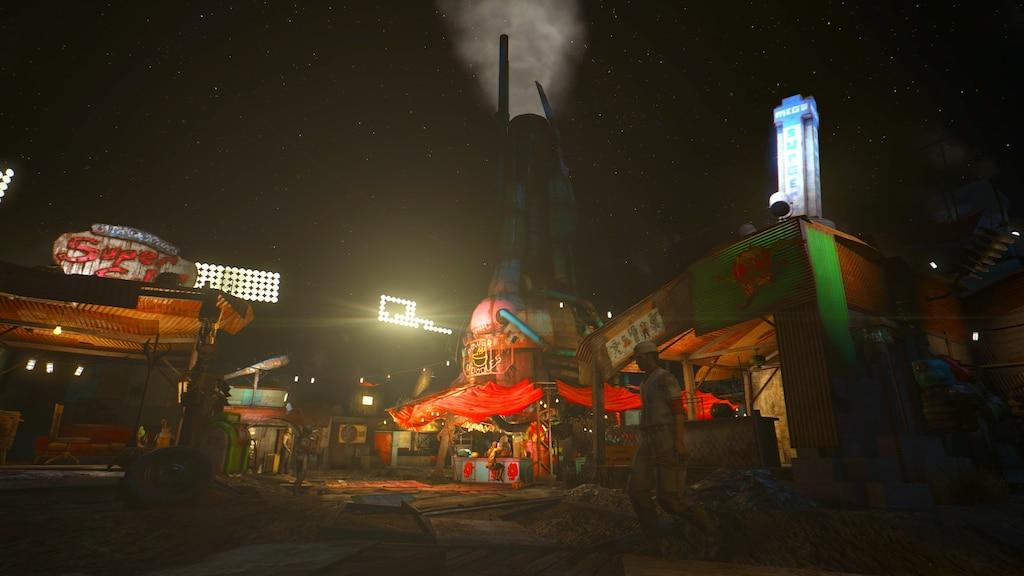 Steam Community :: Screenshot :: Diamond City - Fallout 4