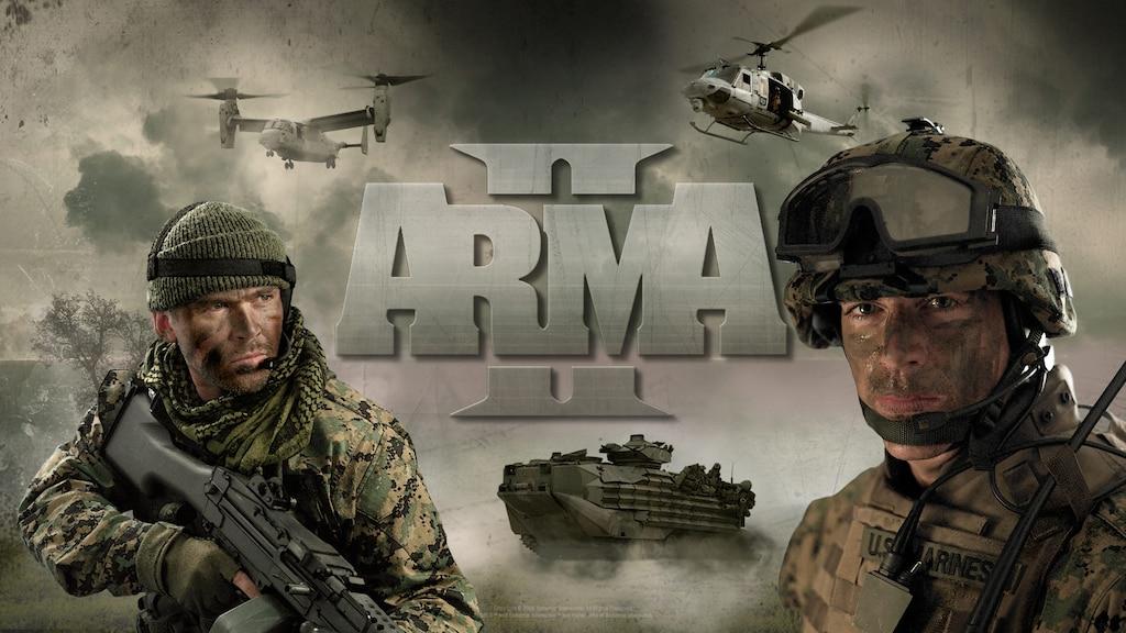 Społeczność Steam :: :: Games Wallpaper-ARMA II