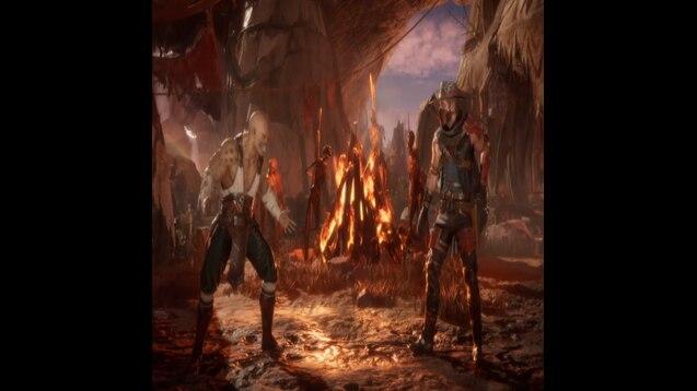 Steam Workshop :: Mortal Kombat 11 - Baraka VS  Erron Black