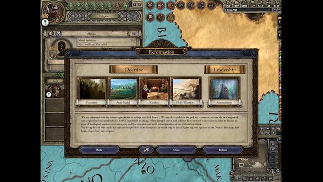 Steam Workshop :: Reformation Reform
