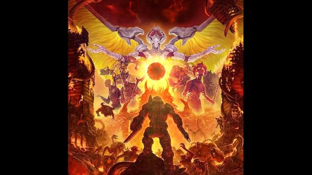 Steam Workshop Doom Eternal Animated Wallpaper