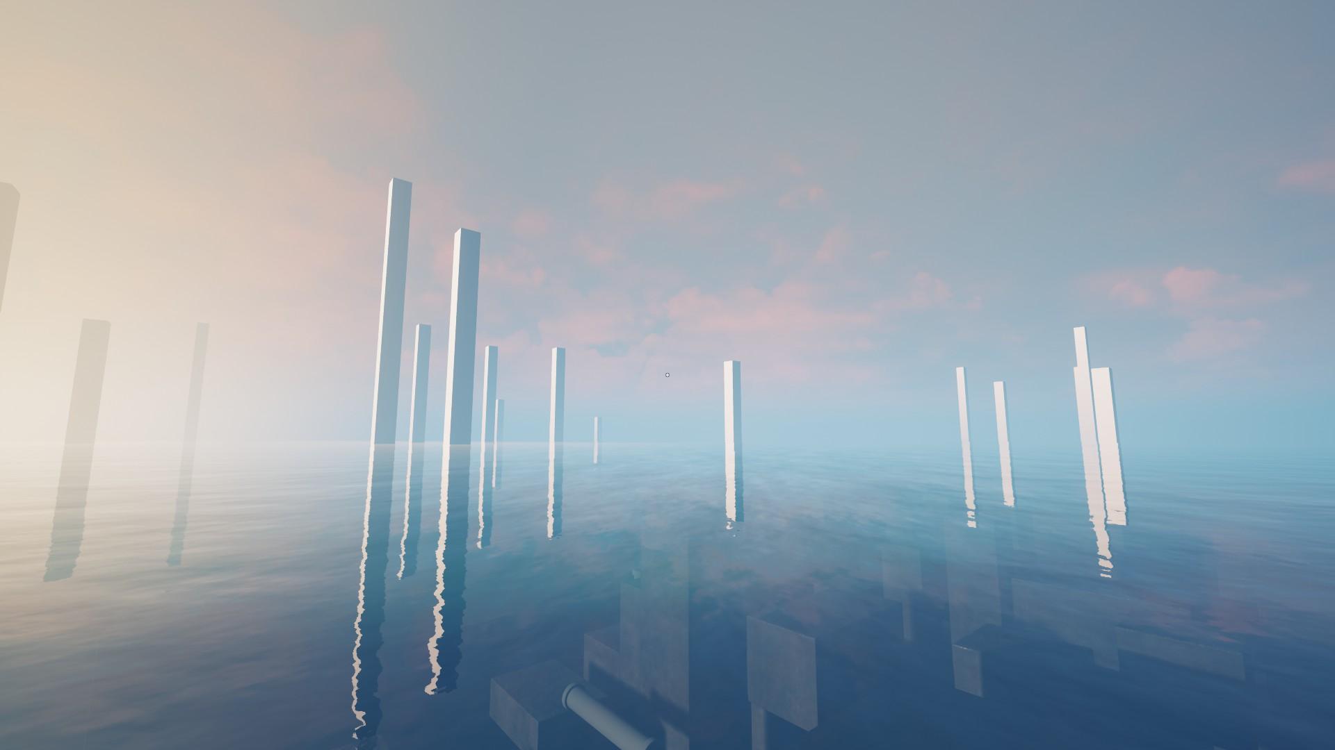 Refunct's towering vistas