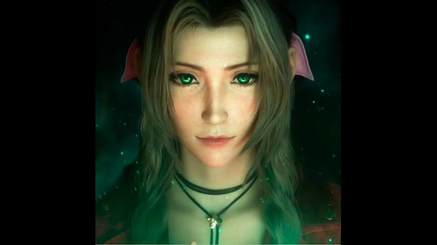 Steam Workshop Aerith Final Fantasy Vii Remake